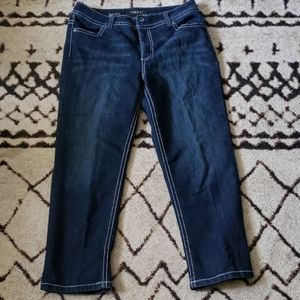Nine West ankle jeans
